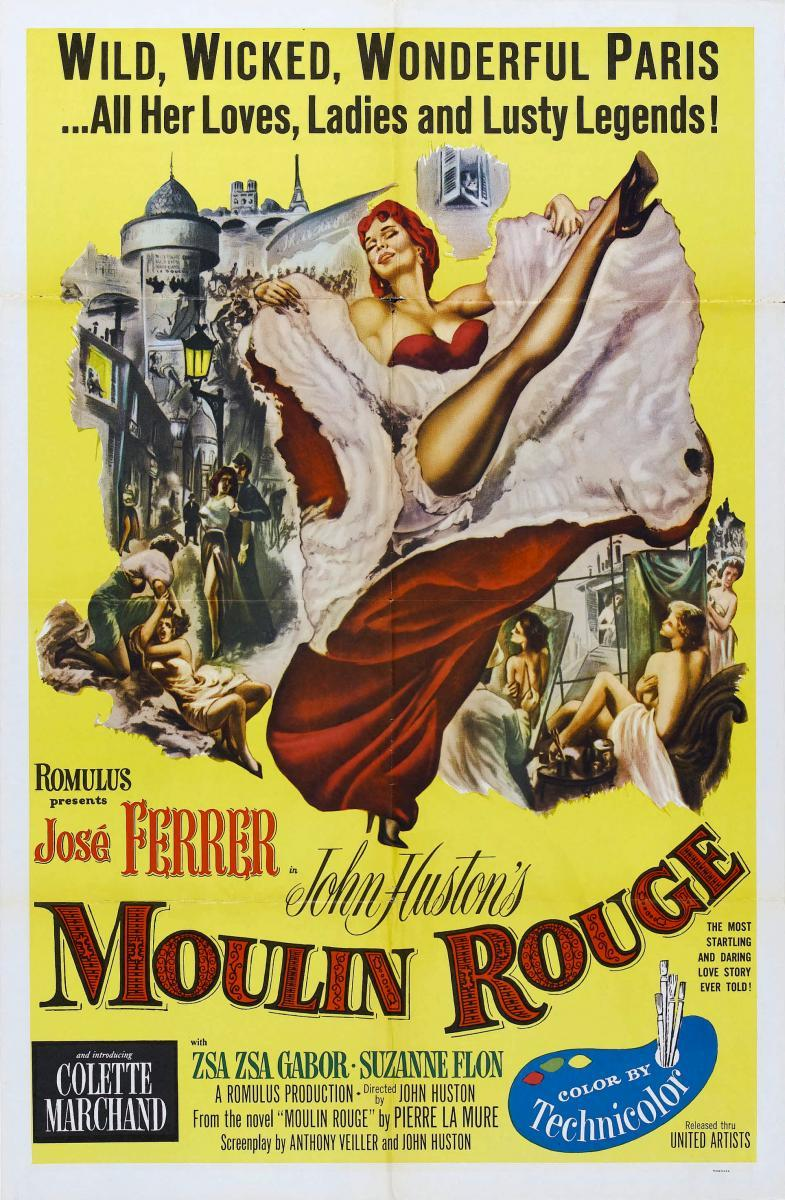 Cine@Pintura - Moulin Rouge