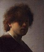 Self-portrait_(1628-1629) Rembrandt