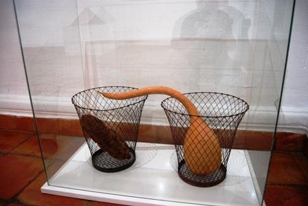 """Objecte Trobat. """"Leda i el cigne"""" (Ant. Pérez)"""